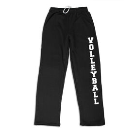 Volleyball Fleece Sweatpants - Volleyball