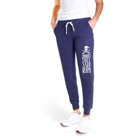 Running Women's Joggers - Thought They Said Rum