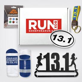 RUNBOX® Gift Set - Half Marathoner