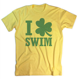 Vintage Swimming T-Shirt - I Shamrock Swim