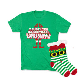 Basketball Gift Set - Elf