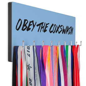 Crew Hook Board Obey The Coxswain
