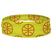 Basketball Multifunctional Headwear - Ball Pattern RokBAND