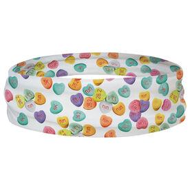 Running Multifunctional Headwear - Candy Hearts Run RokBAND