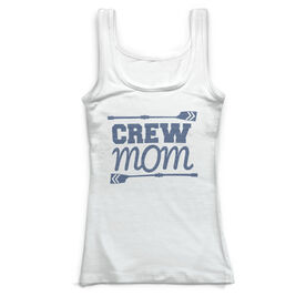 Crew Vintage Fitted Tank Top - Crew Mom