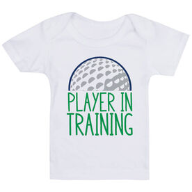 Golf Baby T-Shirt - Player In Training