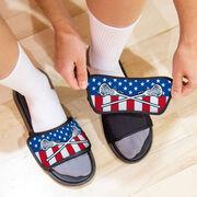 Girls Lacrosse Repwell® Sandal Straps - USA Lacrosse
