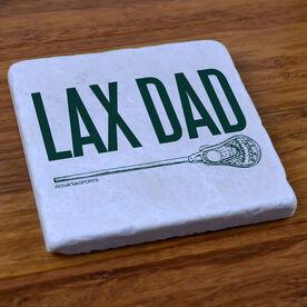 Lax Dad - Stone Coaster