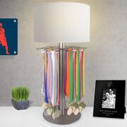 Guys Lacrosse Tabletop Medal Display Lamp
