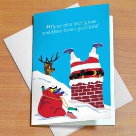 Reindeer Wisdom Greeting Card