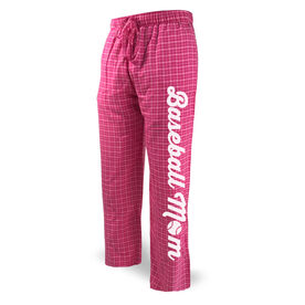 Baseball Lounge Pants Baseball Mom