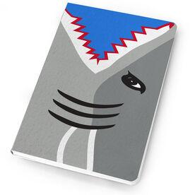 Swimming Notebook Shark Attack