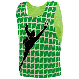 Soccer Pinnie - Goalie