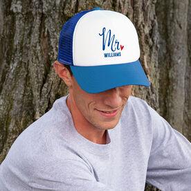 Personalized Trucker Hat - Mr.