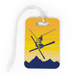 Skiing Bag/Luggage Tag - Airborne