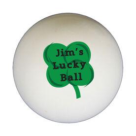 Lucky Ball Ping Pong Balls