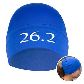 Performance Ponytail Cuff Hat 26.2