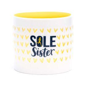 Soleil Home™ Running Porcelain Candle Holder - Sole Sister