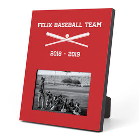 Baseball Photo Frame - Team