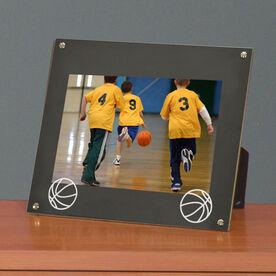 Basketball Photo Display Frame Basketball Balls