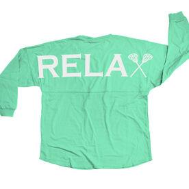 Lacrosse Statement Jersey Relax