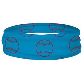 Baseball Multifunctional Headwear - Ball Pattern RokBAND