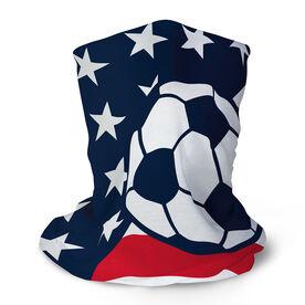 Soccer Multifunctional Headwear - USA Flag RokBAND