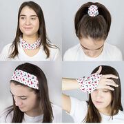 Gymnastics Multifunctional Headwear - Gymnastics Pattern RokBAND