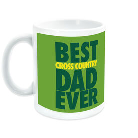 Cross Country Coffee Mug Best Dad Ever