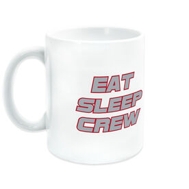 Crew Coffee Mug Eat Sleep