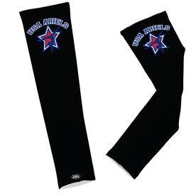 Gymnastics Printed Arm Sleeves Gymnastics Your Logo