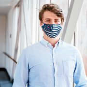 Running Face Mask - United States of Runners