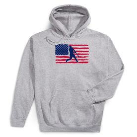 Baseball Hooded Sweatshirt - Baseball Land That We Love