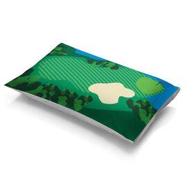 Golf Pillowcase - The Course