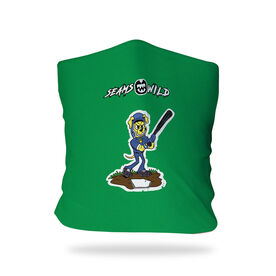 Seams Wild Baseball Multifunctional Headwear - Snax RokBAND