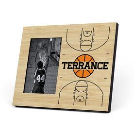 Basketball Photo Frame - My Basketball Court