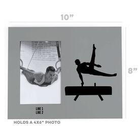 Gymnastics Photo Frame - Guy Gymnast
