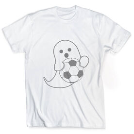 Vintage Soccer T-Shirt - Ghost