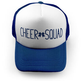 Cheerleading Trucker Hat - Cheer Squad