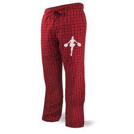 Cheer Lounge Pants Cheerleader Silhouette