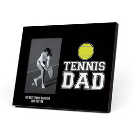 Tennis Photo Frame - Tennis Dad