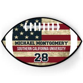Football Plaque - American Ball