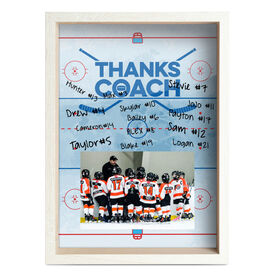 Hockey Premier Frame - Thanks Coach