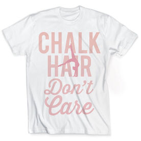 Vintage Gymnastics T-Shirt - Chalk Hair Don't Care