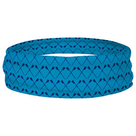 Crew Multifunctional Headwear - Crossed Oars RokBAND