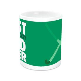Field Hockey Coffee Mug Best Dad Ever