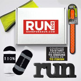 RUNBOX® Gift Set - 'Tis the Season to Run (Male)
