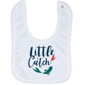 Fly Fishing Baby Bib - Little Catch
