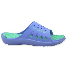 PR SOLES® - Sandals for Swimmers - Periwinkle/Teal