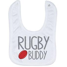 Rugby Baby Bib - Rugby Buddy